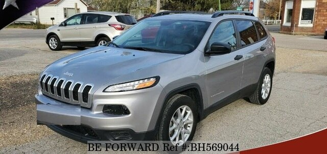 Used 2017 JEEP CHEROKEE BH569044 for Sale