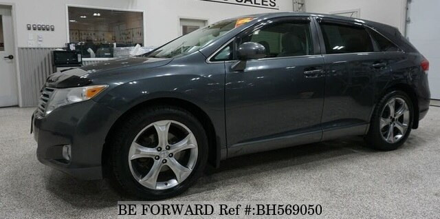 Used 2010 TOYOTA VENZA BH569050 for Sale