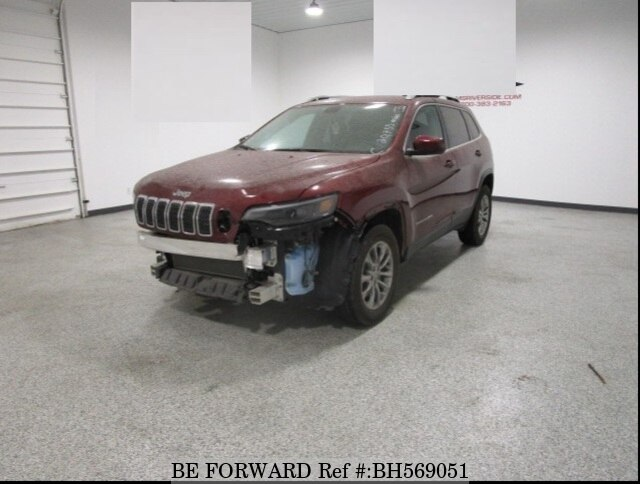Used 2019 Jeep Cherokee Latitude Plus For Sale Bh569051 Be Forward
