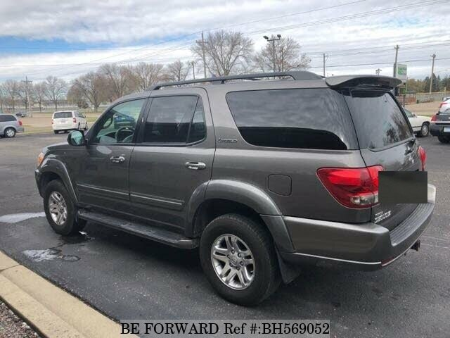 Used 2006 TOYOTA SEQUOIA BH569052 for Sale