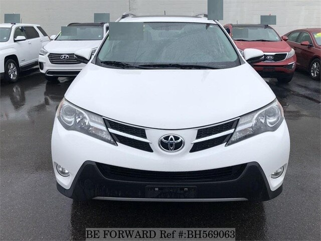 Used 2013 TOYOTA RAV4 BH569063 for Sale