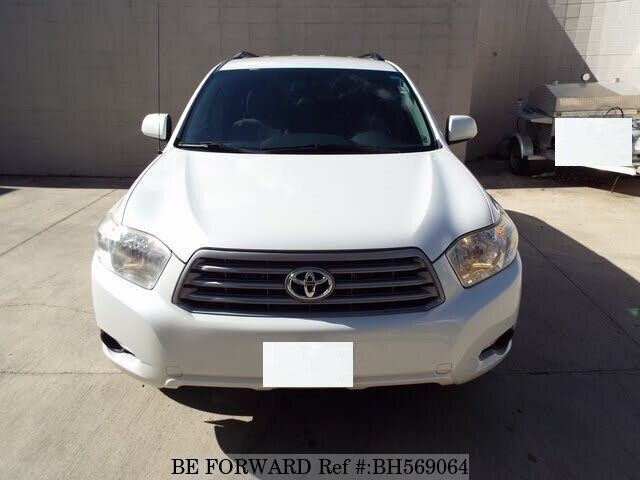 Used 2008 TOYOTA HIGHLANDER BH569064 for Sale