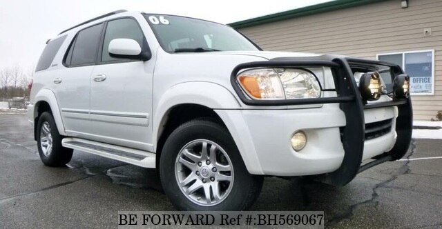 Used 2006 TOYOTA SEQUOIA BH569067 for Sale