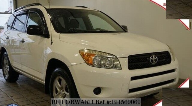 Used 2008 TOYOTA RAV4 BH569069 for Sale