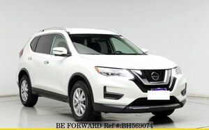Used 2017 NISSAN ROGUE BH569074 for Sale