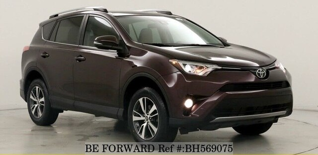 Used 2017 TOYOTA RAV4 BH569075 for Sale