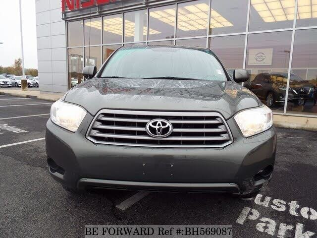 Used 2010 TOYOTA HIGHLANDER BH569087 for Sale