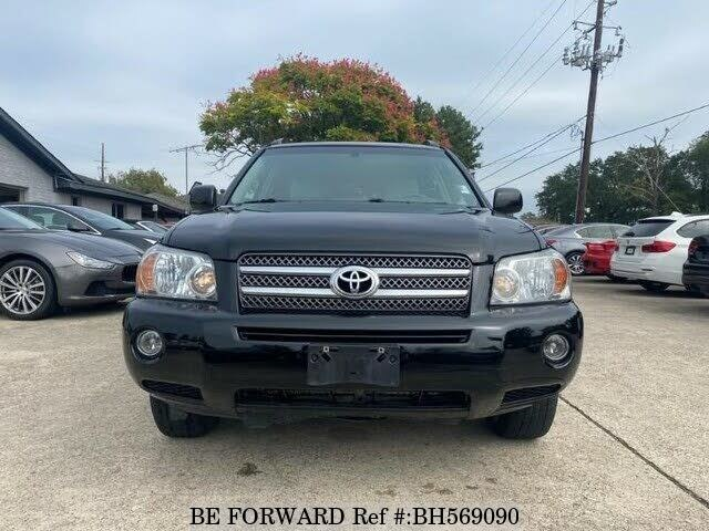 Used 2006 TOYOTA HIGHLANDER BH569090 for Sale
