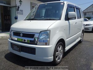 Used 2005 SUZUKI WAGON R BH370299 for Sale