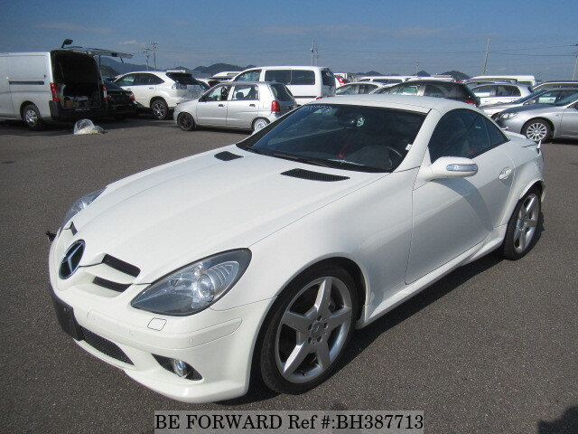 Used 2007 MERCEDES-BENZ SLK BH387713 for Sale