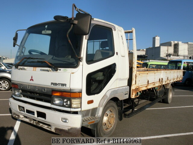 Used 1997 MITSUBISHI FIGHTER BH449963 for Sale