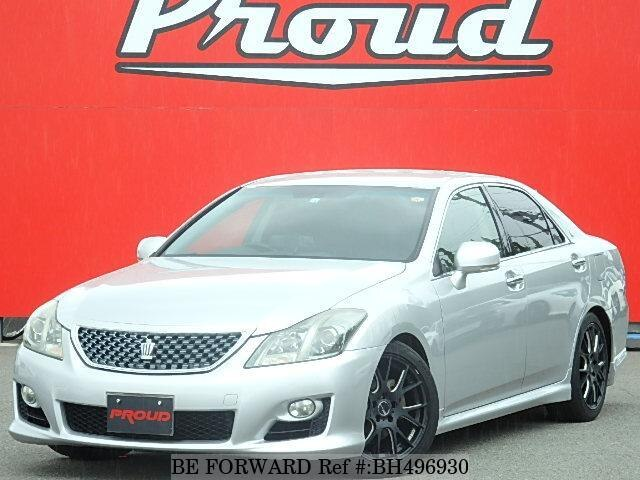 Used 2008 TOYOTA CROWN BH496930 for Sale