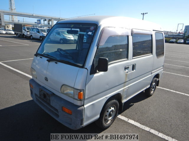 Used 1995 SUBARU SAMBAR BH497974 for Sale