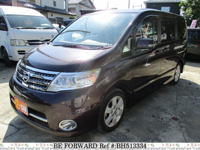 Used 2010 NISSAN SERENA BH513334 for Sale