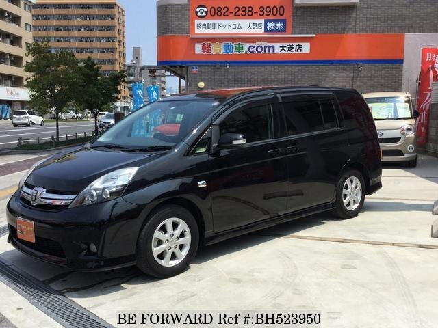 Used 2012 TOYOTA ISIS BH523950 for Sale