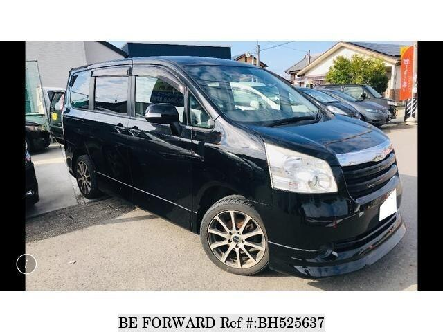 Used 2008 TOYOTA NOAH BH525637 for Sale