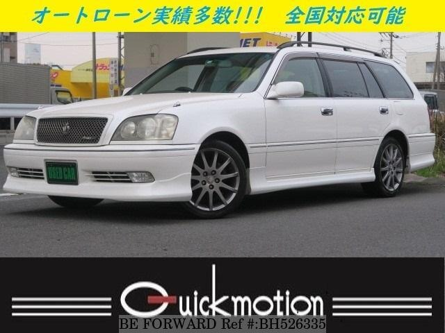 Used 2002 TOYOTA CROWN ESTATE BH526335 for Sale