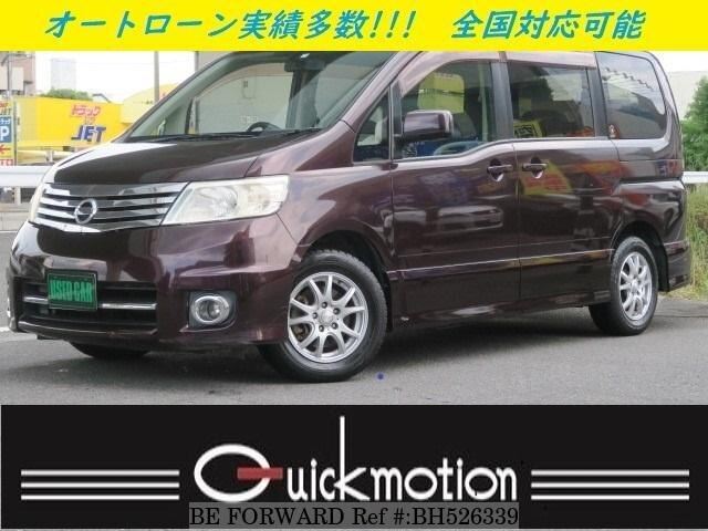Used 2006 NISSAN SERENA BH526339 for Sale