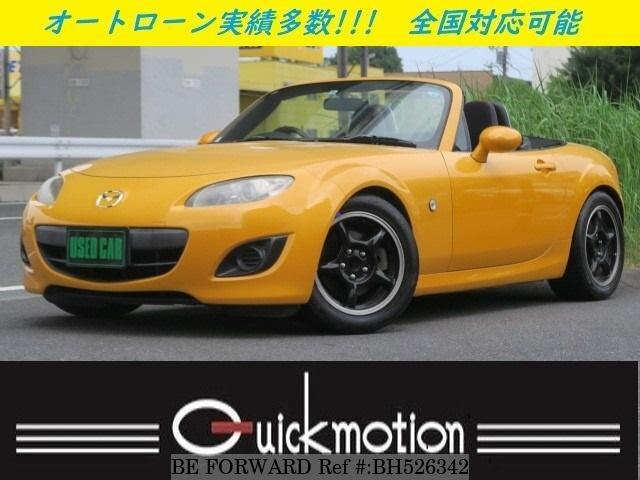 Used 2009 MAZDA ROADSTER BH526342 for Sale