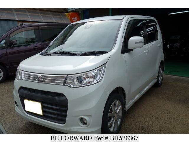 Used 2014 SUZUKI WAGON R BH526367 for Sale