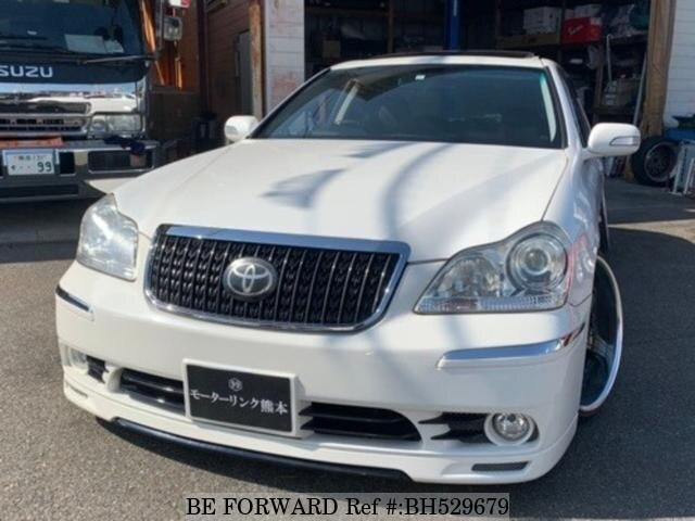 Used 2006 TOYOTA CROWN MAJESTA BH529679 for Sale