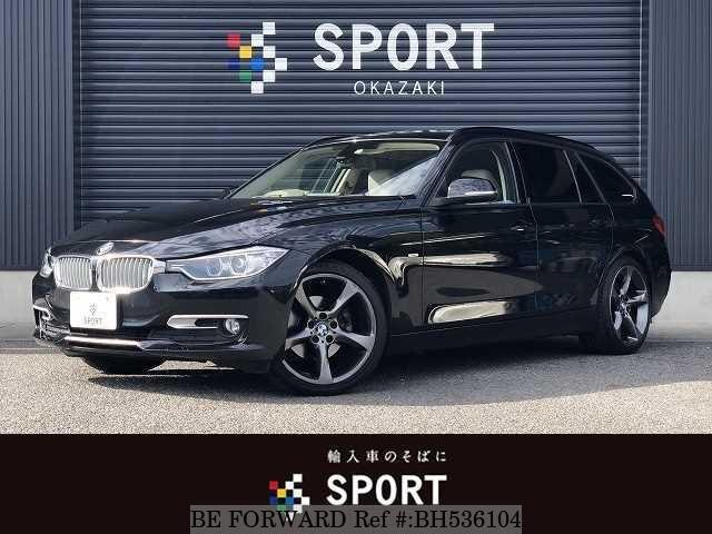 Used 2013 BMW 3 SERIES BH536104 for Sale