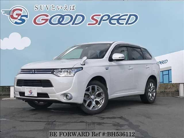Used 2013 MITSUBISHI OUTLANDER PHEV BH536112 for Sale