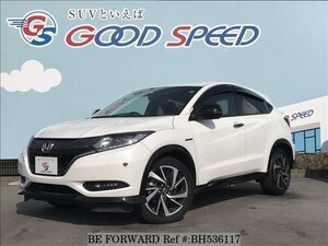 Used 2017 HONDA VEZEL BH536117 for Sale