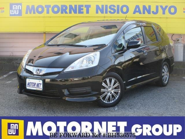 Used 2011 HONDA FIT SHUTTLE HYBRID BH536575 for Sale