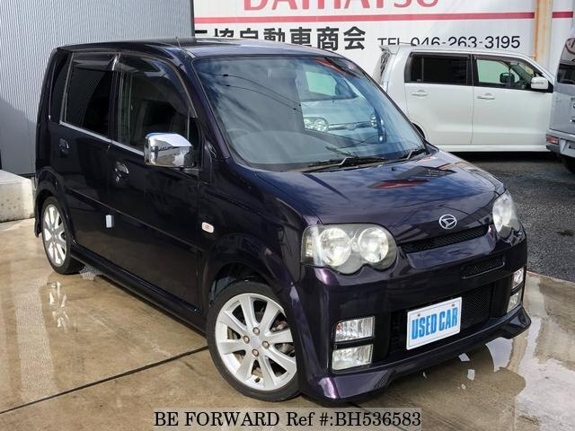 Used 2003 DAIHATSU MOVE BH536583 for Sale