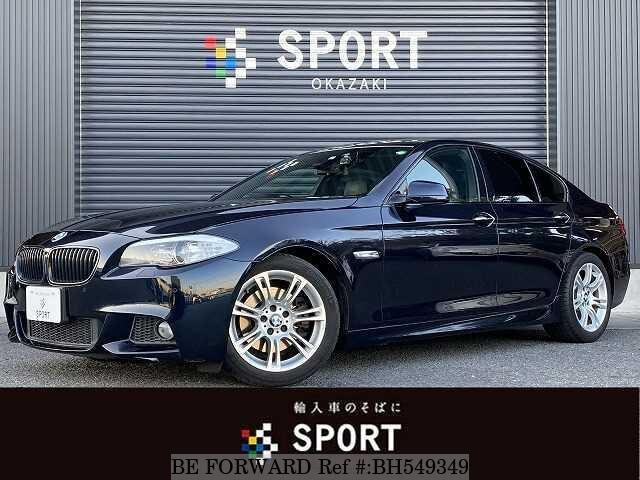 Used 2013 Bmw 5 Series Fw20 For Sale Bh549349 Be Forward