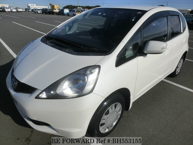 Used 2010 HONDA FIT BH553155 for Sale