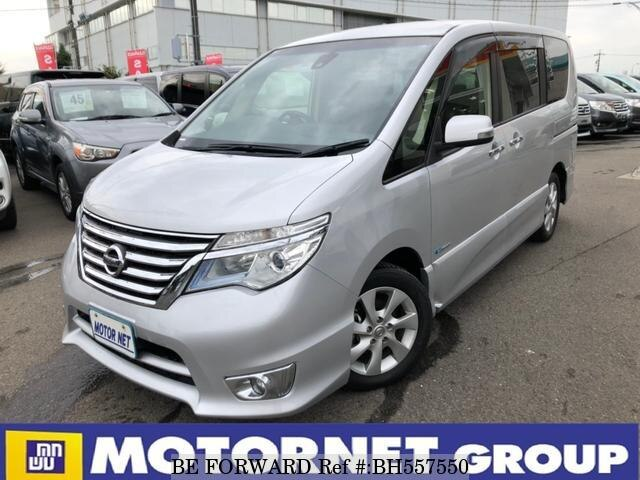 Used 2014 NISSAN SERENA BH557550 for Sale
