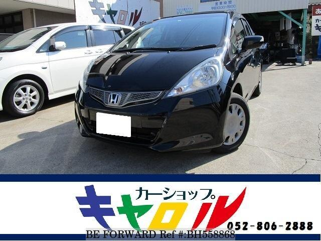Used 2012 HONDA FIT BH558868 for Sale
