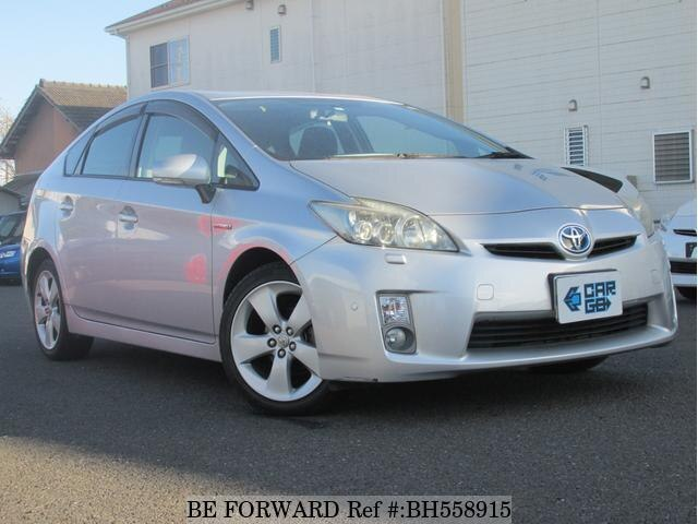 Used 2009 TOYOTA PRIUS BH558915 for Sale