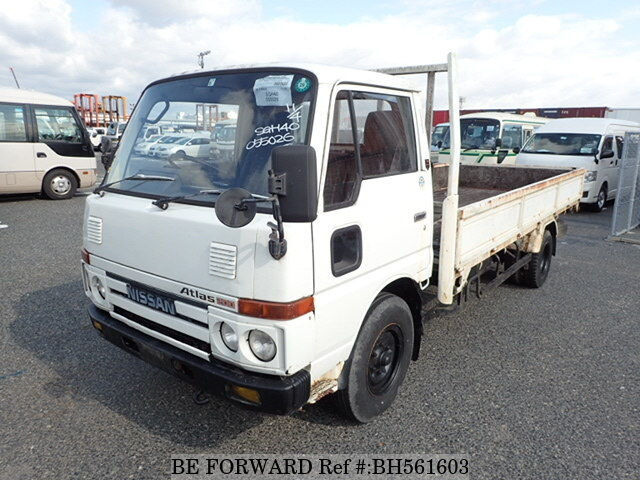 Used 1990 NISSAN ATLAS BH561603 for Sale