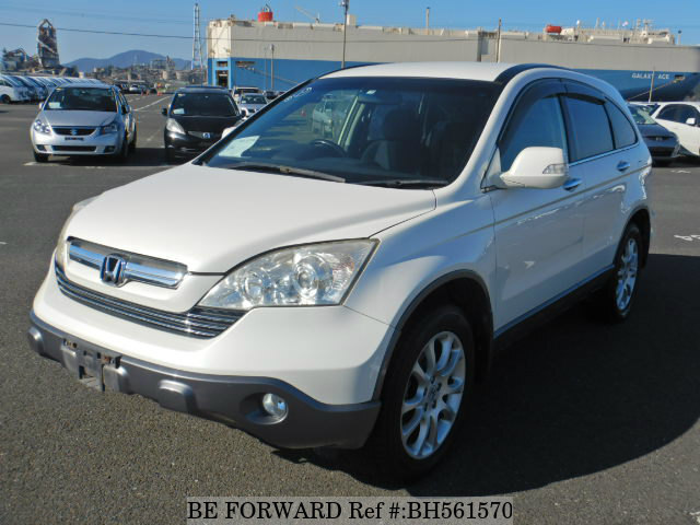 Used 2007 HONDA CR-V BH561570 for Sale