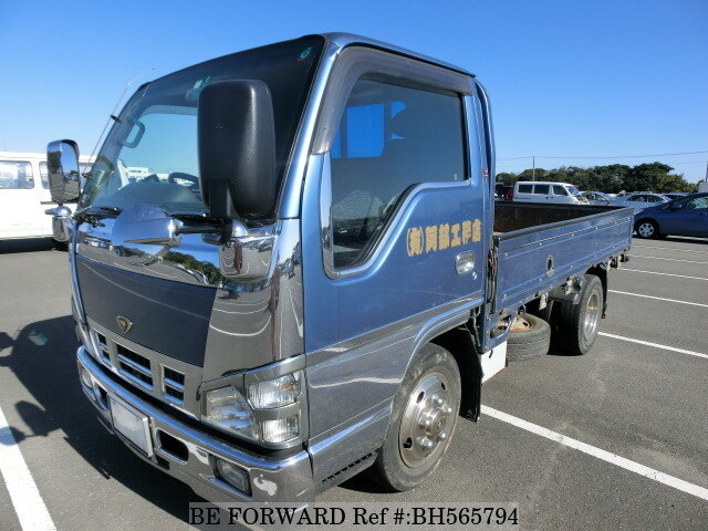 Used 2006 ISUZU ELF TRUCK BH565794 for Sale