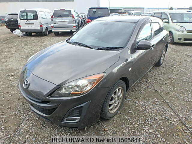 Used 2009 MAZDA AXELA SPORT BH565844 for Sale