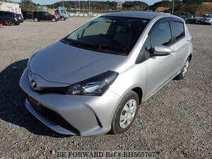 Used 2015 TOYOTA VITZ BH565767 for Sale