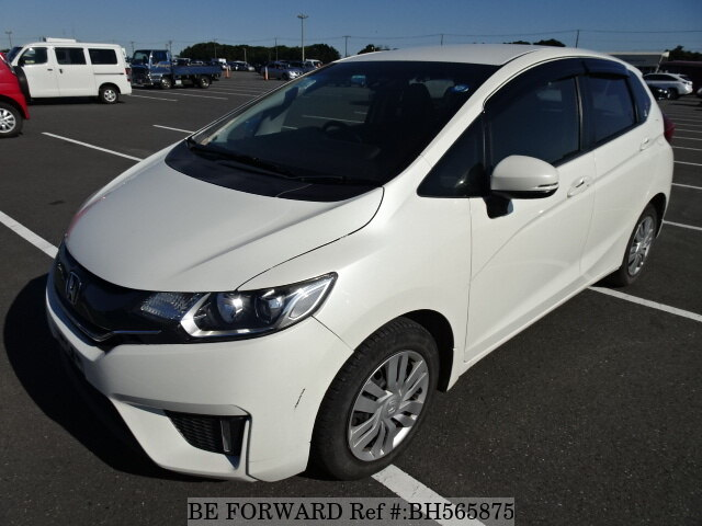 Used 2013 HONDA FIT BH565875 for Sale