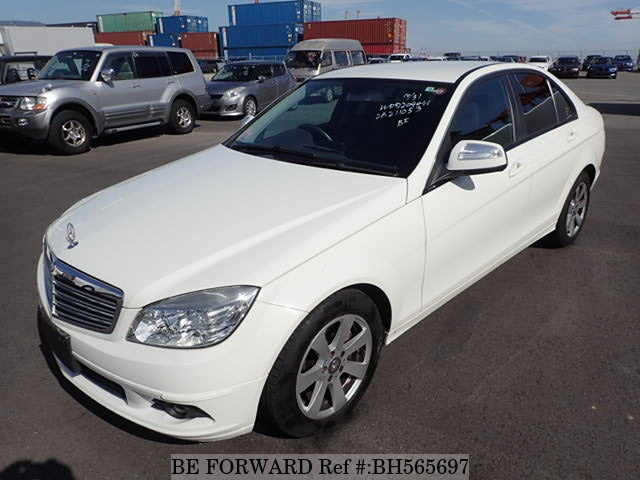 Used 2008 MERCEDES-BENZ C-CLASS BH565697 for Sale
