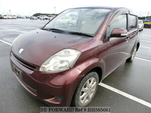 Used 2008 TOYOTA PASSO BH565661 for Sale