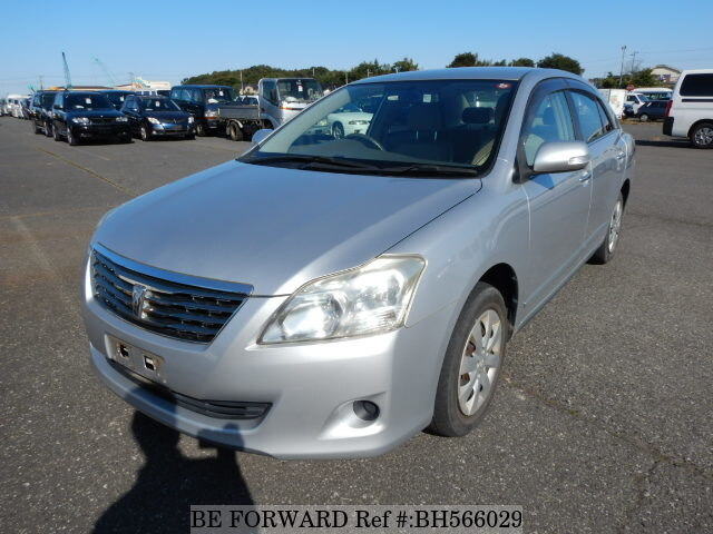 Used 2009 TOYOTA PREMIO BH566029 for Sale