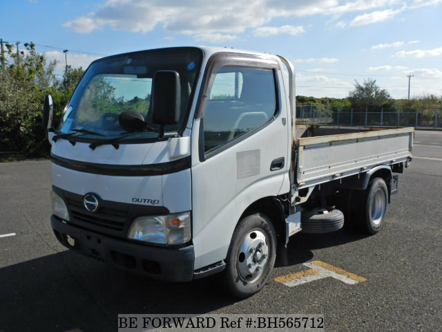 Used 2007 HINO DUTRO BH565712 for Sale