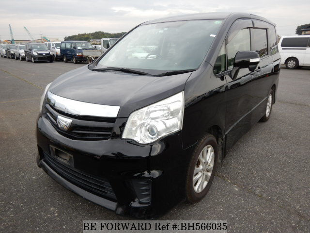 Used 2011 TOYOTA NOAH BH566035 for Sale