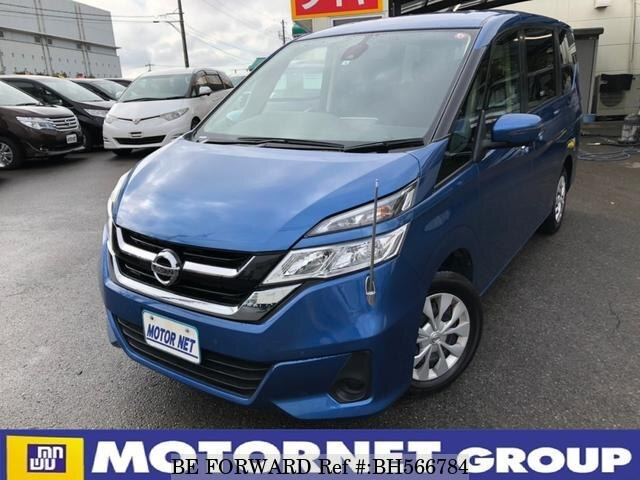 Used 2018 NISSAN SERENA BH566784 for Sale