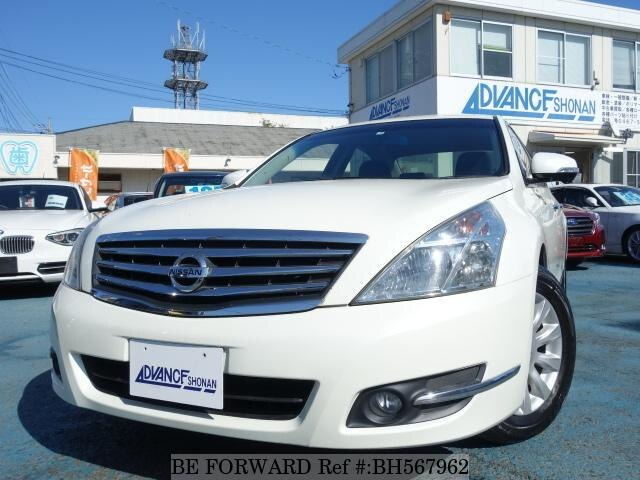 Used 2009 NISSAN TEANA BH567962 for Sale