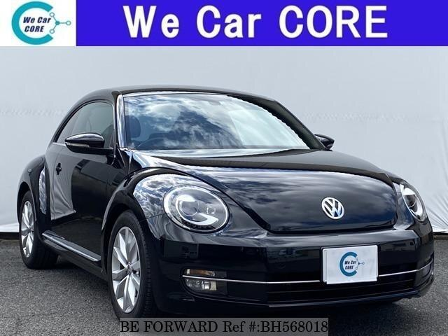 Used 2012 VOLKSWAGEN THE BEETLE BH568018 for Sale