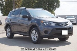 Used 2015 TOYOTA RAV4 BH569095 for Sale